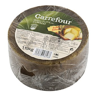 Carrefour Queso mini de oveja 1,19 kg