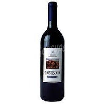 Montesoro Vino Tinto Joven Bierzo Botella 75 cl