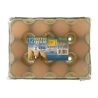 Huevo super grande xl 12 u