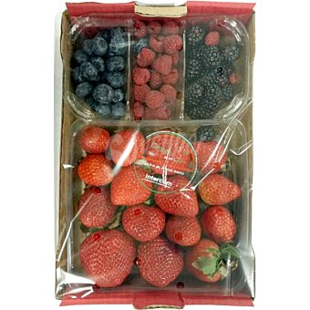 IDEAL Surtido especial de frutas  Caja de 700 g