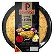 Tortilla fresca receta casera, con cebolla y con aceite de oliva virgen extra 850 g Palacios