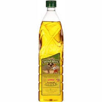 Minerma Aceite de oliva suave Botella 1 litro
