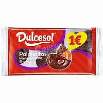 Dulcesol Palmeras de cacao 10 unid