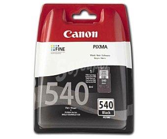 Canon Cartucho Negro PG-540 Negro Compatible con impresoras: pixma Series MG2150 / MG 3150