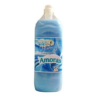 Amoras Suavizante concentrado Frescor Azul 80 lavados