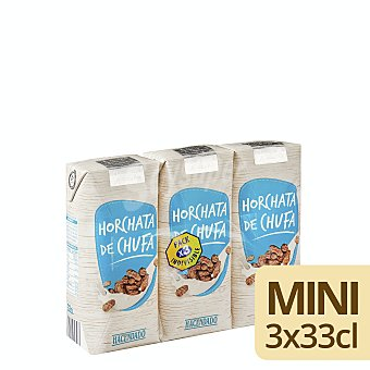 Hacendado Horchata Pack 3 x 330 ml