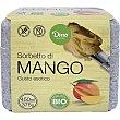 Sorbete de mango sabor tropical ecológico, sin gluten y sin lactosa tarrina 375 g tarrina 375 g Dino