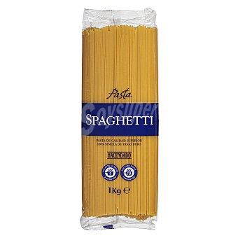 Hacendado Spaghetti pasta Paquete 1 kg