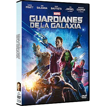 Guardianes de la galaxia (james Gunn)