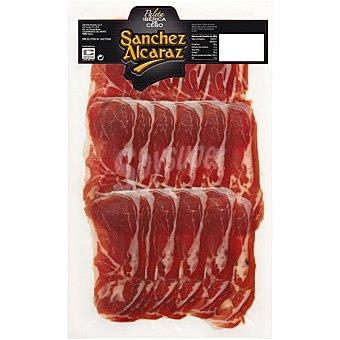 Sanchez Alcaraz Paleta de cebo iberica en lonchas Sobre 150 g