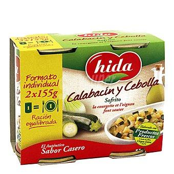 Hida Zarangollo (calabacin y cebolla) Pack de 2x155 g