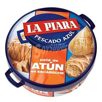 La Piara Paté de atún en escabeche Lata 75 gr
