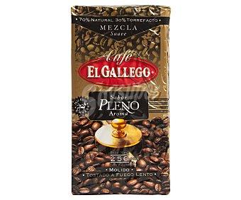 GALLEGO Café Molido Mezcla Suave 250 Gramos
