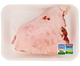 Auchan Producción Controlada Codillo fresco de cerdo de Teruel 600 Gramos Aproximados