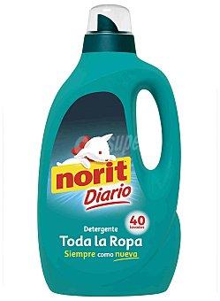Norit Detergente Líquido Norit Diario 40 Lavados 40 dosis