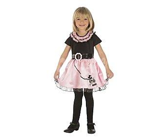 My other me Disfraz infantil de señorita pink talla 1-2 años, incluye vestido y cinturón, Me.