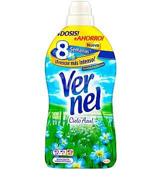 Vernel Suavizante concentrado 1,5 L