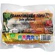 Frankfurt bio de tofu envase 190 g Envase 190 g INTEGRAL ARTESANS