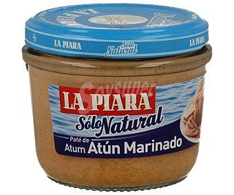 La Piara Sólo Natural Paté de atún marinado Tarro 100 g