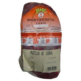 Montegusto Paletilla de ciervo con hueso peso aproximado Bandeja 1 kg