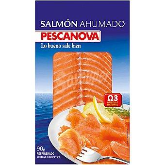 Pescanova Salmón ahumado Bandeja 90 g