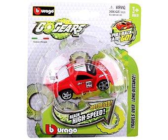 Burago Surtido de coches a escala 1:55 Go Gears 1 unidad