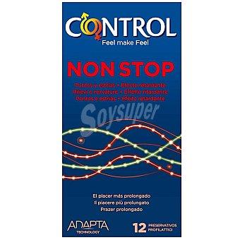 Control Preservativo non stop Caja 12 u