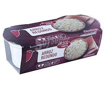 Producto Alcampo Arroz redondo vasito microondas 2 x 125 g