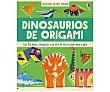 Dinosaurios de origami. lucy bowman. Género: infantil manualidades. Editorial: Usborne.  Usborne
