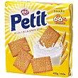 Galletas de desayuno con 66% de cereales Estuche 400 g Petit Rio