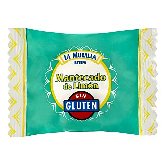 La Muralla Surtido granel mantecado limon sin gluten Unidad 40 g