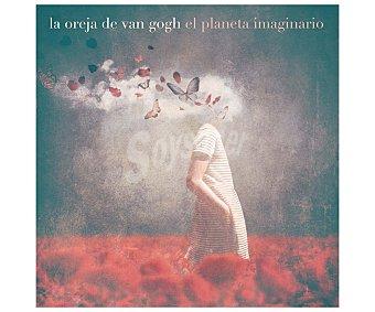Pop-rock nacional Cd El planeta imaginario, LA OREJA DE VAN GOGH. Género: pop-rock nacional. Lanzamiento: Noviembre de 2016