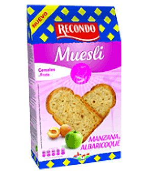 Recondo Pan tostado Muesli 30 ud