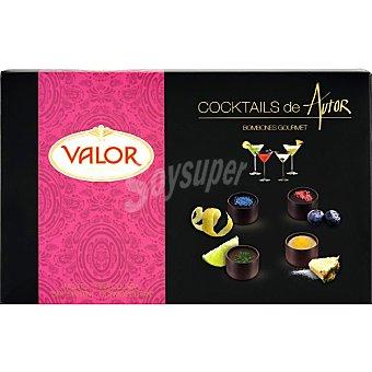 Valor Bombones cocktail de autor gourmet Estuche 200 g