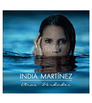 Martinez Otras verdades (india ) CD+ DVD
