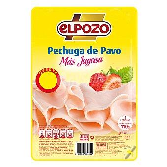 ElPozo Pechuga de pavo 110 g