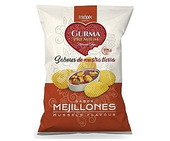 Fritoper Patatas fritas sabor mejillones Gurma 110 gramos
