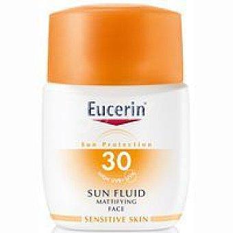 FP30 EUCERIN Solares Fluido facial Bote 50 ml