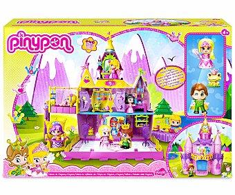 PIN Y PON Palacio de Hadas y Princesas con 2 Figuras y 1 Sapo Encantado 1 Unidad