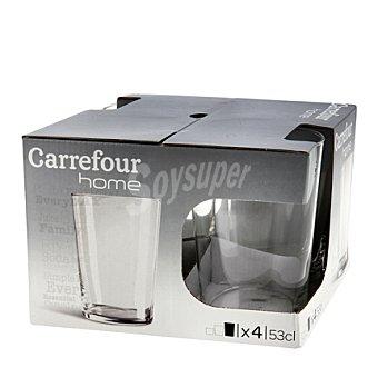 Carrefour Home 4 vasos sidra 53 CL