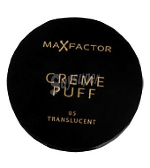 Max Factor Maquillaje compacto creme puff 05translucent 112g 1 ud