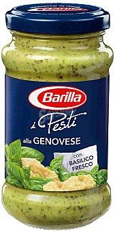 Barilla Salsa pesto genove Tarro de 190 g