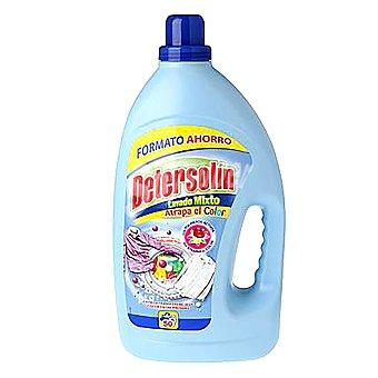 Detersolin Detergente liquido ultra action automaticas 50 lavados