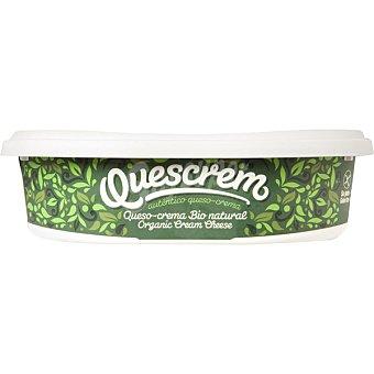 QUESCREM Queso crema para untar natural ecológico Envase de 200 g