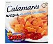 Calamares en Salsa Americana 168 Gramos Peso Escurrido Orbe