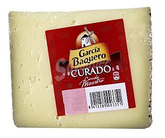 García Baquero Queso curado mezcla Cuña 385 g