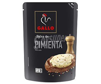 Gallo Salsa de pimienta 140 gramos