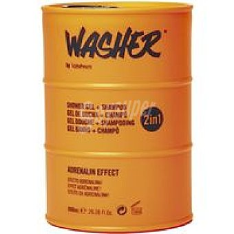 WASHER Gel-Champú naranja Lata 600 ml