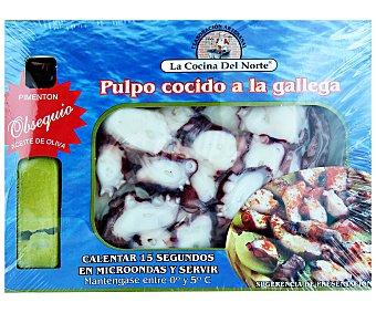 MARISCO COCIDO Pulpo cocido a la gallega 200 gramos