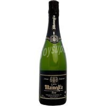 Mainegra Cava Brut Nature Botella 75 cl